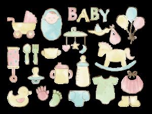 出産準備に最低限必要なもの、リストアップ|退院直後の必需品だけ!