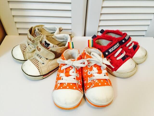 【子供靴】 ハイカットorローカットの選び方 子どもによって判断を
