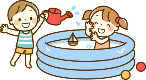 プールでアトピーが悪化・・・?園の水遊びは要注意!残留塩素に気を付けて