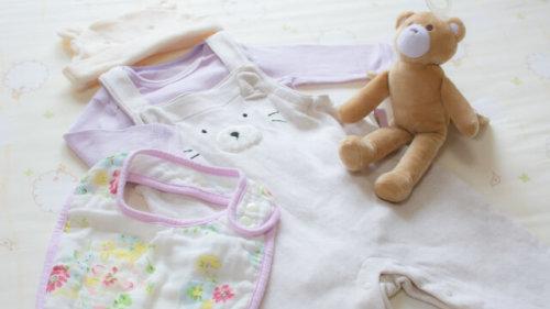 生後3ヶ月頃の赤ちゃんの洋服
