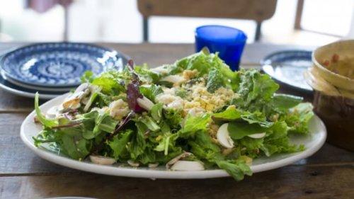 シーザーサラダの写真