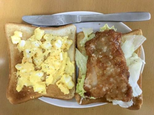 セブンの揚げ鶏で作るサンドイッチレシピ 超簡単ですごくおいしい!